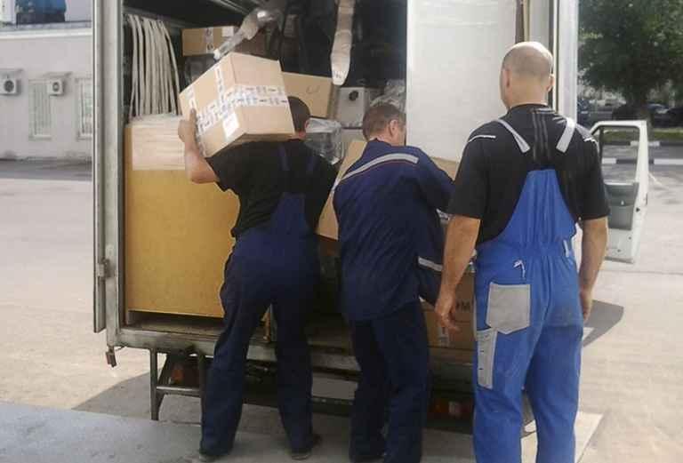 перевозка малогабаритных грузов одесса