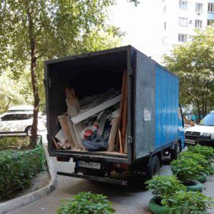 вывоз старой мебели в Одессе